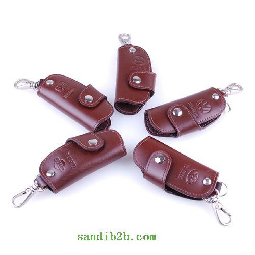 真皮钥匙包,钥匙包厂,女式钥匙包