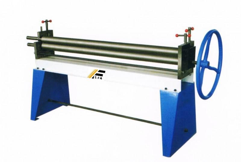 供应安徽偏三星卷板机,小卷板机价格,1米卷板机价格