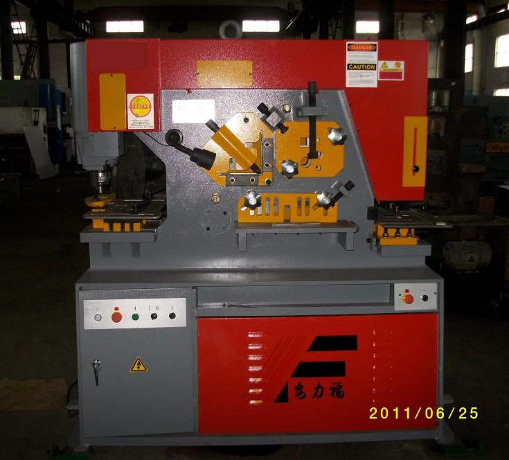 供应多功能冲剪机,Q35Y-16液压联合冲剪机