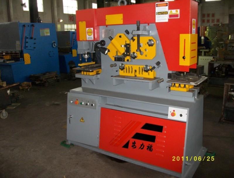 供应五星级冲剪机价格,Q35Y-30液压冲剪机,功能强