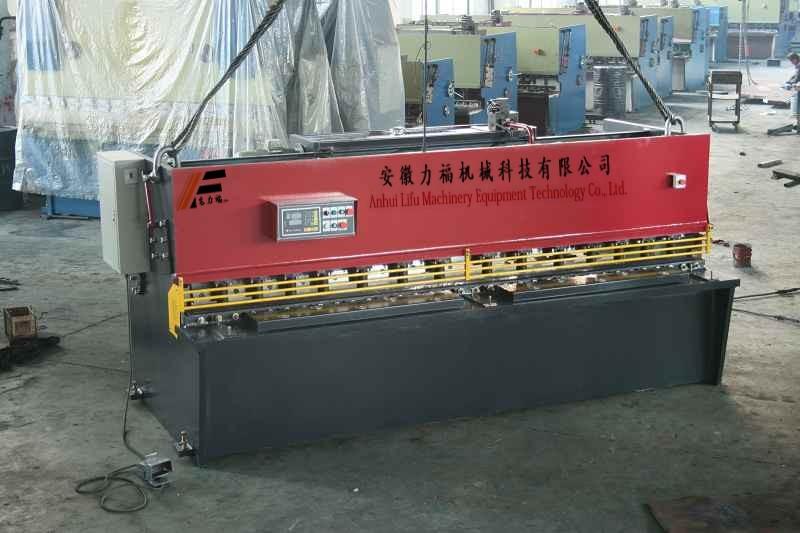 供应4米数控剪板机,4米数控折弯机,剪板机折弯机