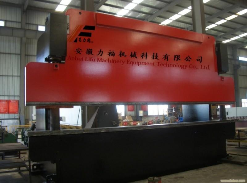 供应63吨折弯机-数控折弯机厂-安徽折弯机