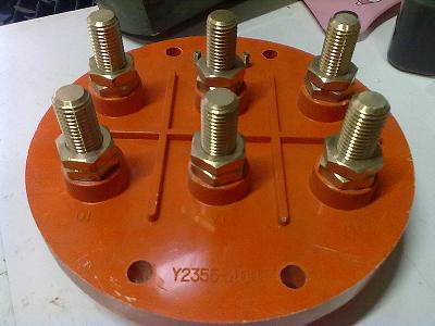 电机的接线柱是怎么来的.u1v1w1和u2v2w2是怎么的来的