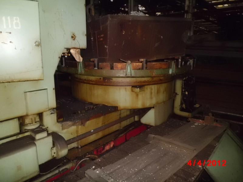 插齿机Ф2000