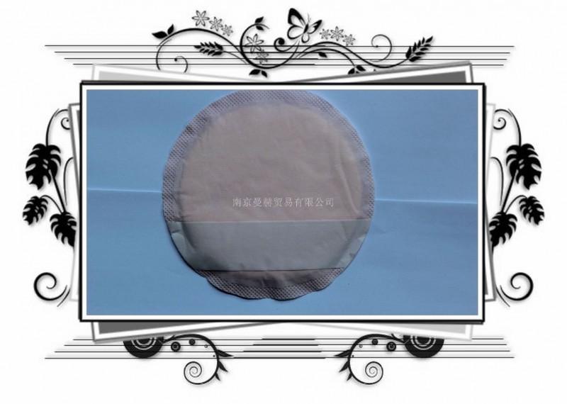 厂家供应 一次性防溢乳垫(110mm)片重3.0克 含高分子