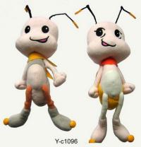 设计各种系列毛绒蚂蚁玩具,可选购毛绒蚂蚁玩具,可来样打样