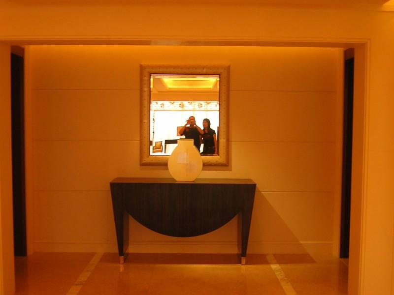 专业定制豪华现代欧式中式装饰台装饰柜酒柜玄关台