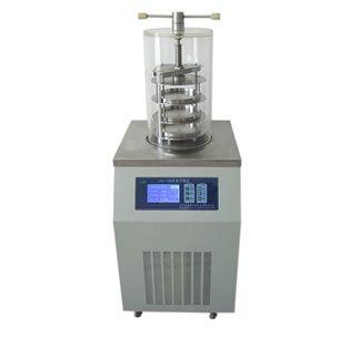 冻干机,LGJ-12压盖型冷冻干燥机,冻干机价格