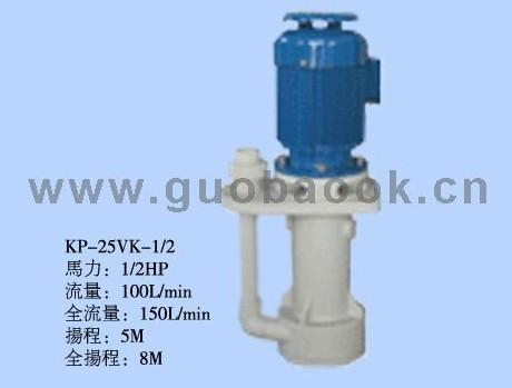 国宝耐酸碱液下泵  国宝优势产品