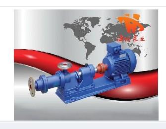 I-1B系列浓浆泵供应商