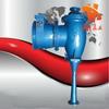 喷射器蒸发量W型水力喷射器