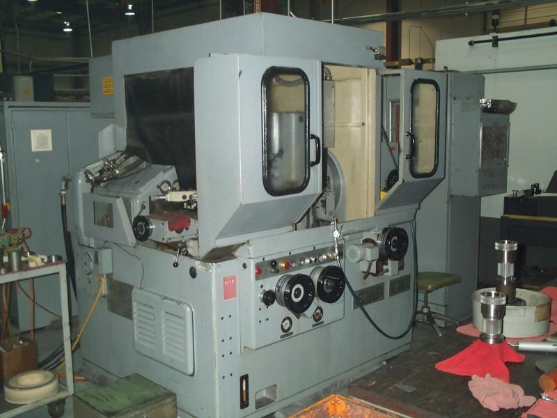 二手蜗杆磨齿机RZ300E/ZB700/AZO