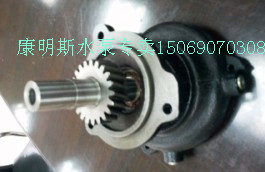河南康明斯M11水泵叶轮3035679水泵齿轮3038991
