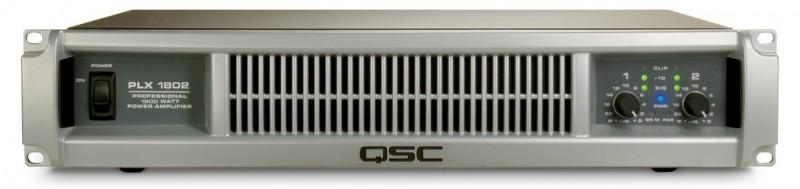 美国qsc plx3602功放