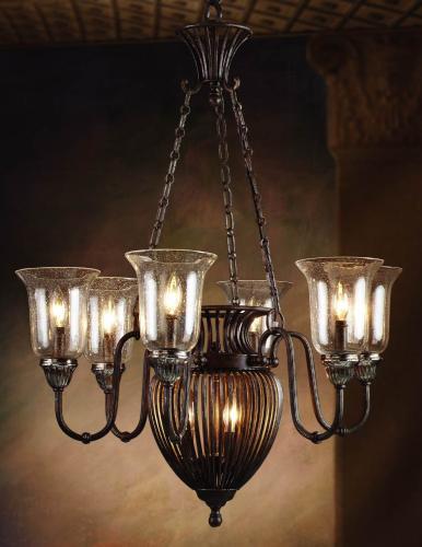 欧式古典大吊灯|软装饰品灯|餐厅咖啡馆酒店别墅软装饰品灯