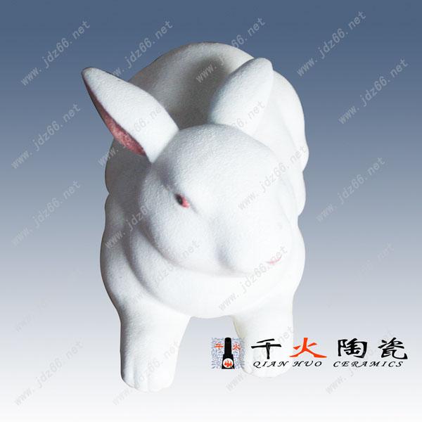 陶瓷雕塑价格,景德镇雕塑厂家,新年礼品