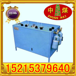 AE102氧气充填泵,氧气充填泵,矿用氧气填充泵