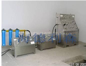 井口装置水压试验系统|水压试验台-北京海德利森