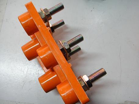 玉林供应y355 y315电机接线柱接线板