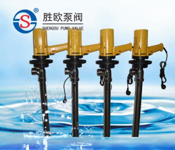 电动油桶泵(插桶泵)