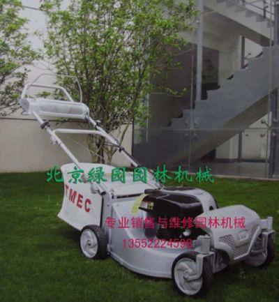 北京供应7.5hp草坪剪草机本田打孔机等园林机械