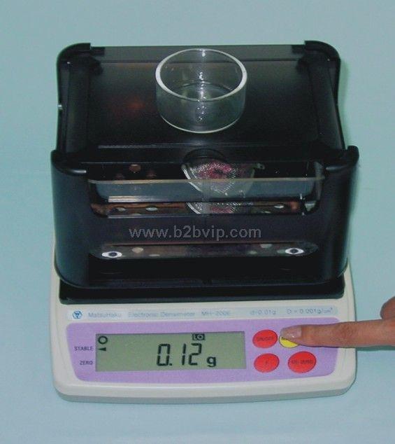 高精度电子比重计