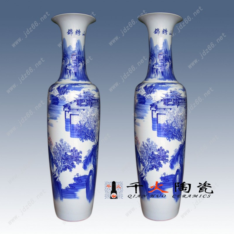 开业礼品,景德镇花瓶,花瓶价格