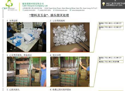 服装 布匹 电子废料 不良品 不合格产品销毁及退港处理公司