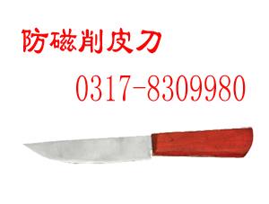不锈钢削皮刀,防磁刀子