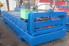 天宇900型压瓦机械设备