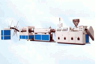 PE碳素螺旋管生产线(通讯用/塑料机械
