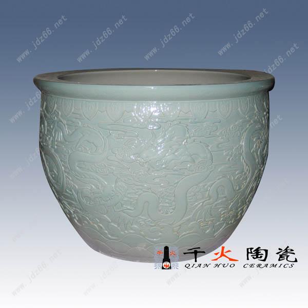陶瓷鱼缸,陶瓷缸订做