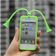 深圳蝈蝈苹果手机外壳硅胶保护壳