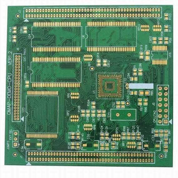 八层pcb加急板_梅州鼎泰电路板有限公司_刚性线路板