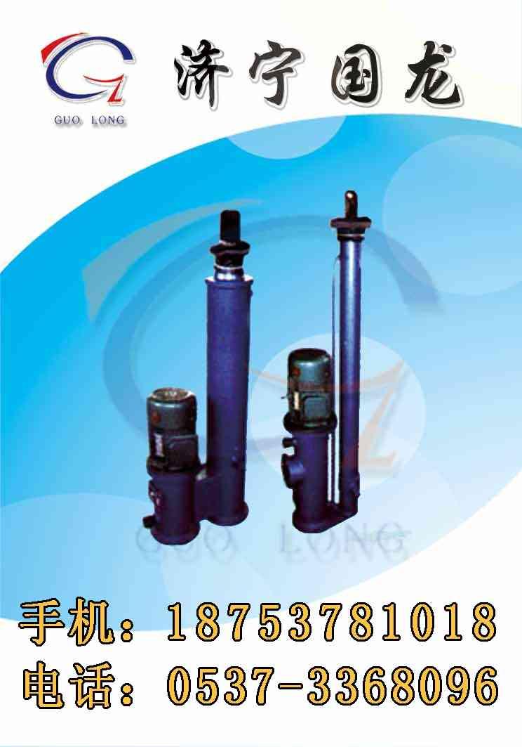 dytp电动液压推杆图片