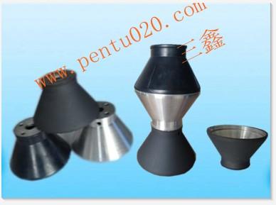 纺织、化纤机械零件碳化钨耐磨涂层