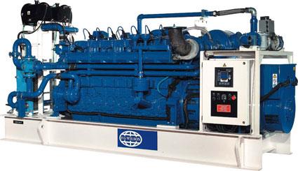 供应威尔信燃气发电机组(192KW~1000KW)