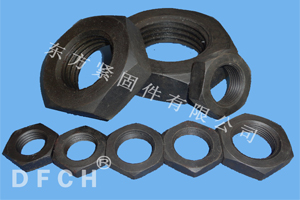 自产自销GB54-76薄螺母扁螺母 8级扁螺母
