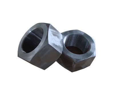 化工专用螺母 高压螺母 大边螺母