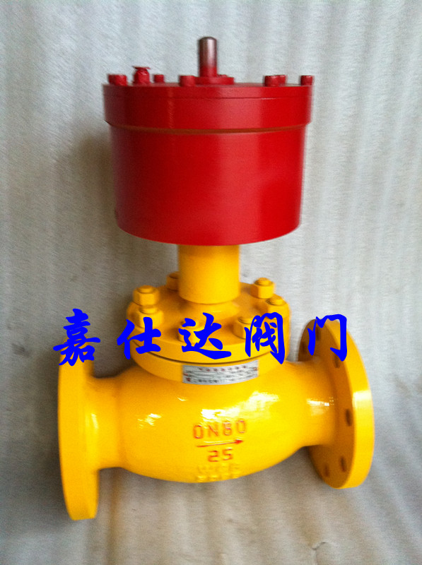 氨气贮罐气动紧急切断阀、液氨阀门