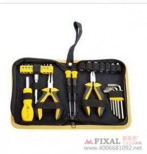 菲克苏_29件奥凯电讯工具组套工具电讯组合工具套装五金工具组合