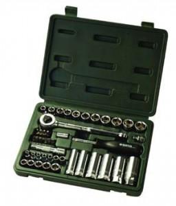 菲克苏_【世达工具】SATA-09527_44件套6.3MM+10MM系列公制组套