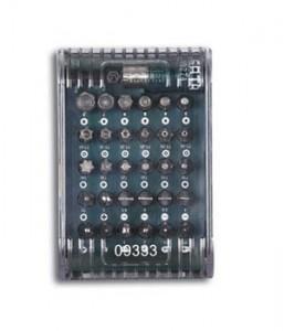菲克苏_【美国世达套装工具】31件套6.3系列气动旋具头组套_SATA-