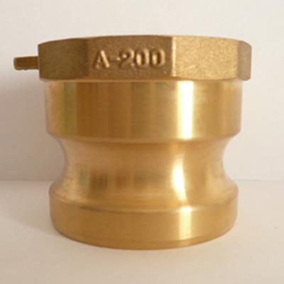 厂直销黄铜快速接头(A型),公头内丝快速接头