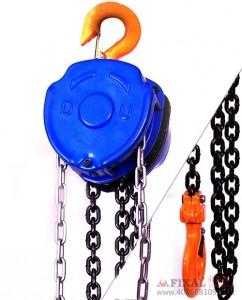 菲克苏_浙江蓝三角手拉葫芦手动葫芦倒链起重葫芦1_2_3_5t吨3_5m