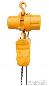 菲克苏_环链电动葫芦链条提升机起重机0.5t吨4m米