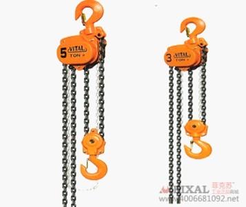 菲克苏_维多VITAL手拉葫芦5t3m、5mVT手动葫芦倒链起重葫芦5_吨3_