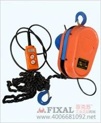 菲克苏_1吨6米环链电动葫芦