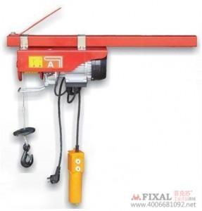 菲克苏_150-300公斤微型电动葫芦_家用吊机12米20米25米30