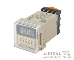 菲克苏_数显式时间继电器DH48S-1Z_220V_JS48S
